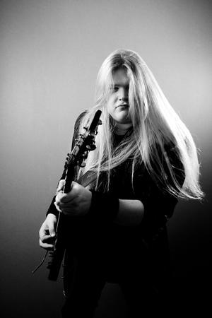 Tommy Johansson, ny gitarrist i Sabaton