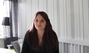 Zimone Johansson väljer att börja gymnasiet i Gävle till hösten – där finns nämligen hantverksprogrammet på Realgymnasiet.