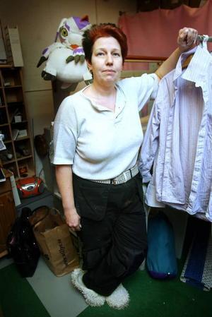 """Lurades till falskt skydd. Annelen Kusmic grämer sig över att hon tackade ja till Trademark Eastviews varumärkesskydd. """"Det var som att de hade en kikare och ringde precis när man var som mest upptagen."""" Nu stäms hon av företaget."""