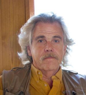 Inge Gullander, ordförande för Sveriges Naturistförbund.