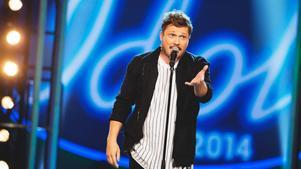 Idol-Roffe känner sig laddad att sjunga rock under fredagsfinalen av Idol.