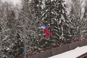 Friska Viljors Frida Westman blev fyra i Nordiska juniorlandskampen i Estland.