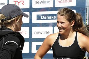 Eftersnack med Therese Oskarsson från Svenska triathlonförbundet.