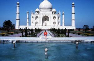Den ensamma prinsessan: Diana i indiska Tai Mai 1992.