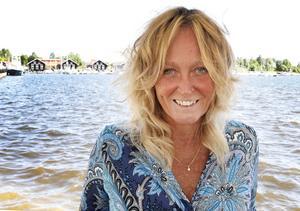 Pamela Andersson är ny ambassadör för Hudiksvall.