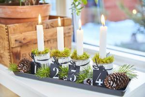 På söndag är det första advent. Kanske dags för en ny ljusstake i år?