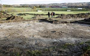 Maland är en gammal ort. Här görs arkeologiska utgrävningar från Umeå universitet.