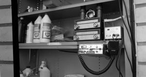 Med radiosändaren hos Matreco kunde ryska agenter stå i kontakt med fartyg i Gävlebukten.