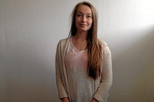 Vill veta. Meja Henriksson går andra året på Risbergska skolans estetprogram med inriktning dans.