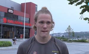 Jakob Stenqvist dratades som nummer 176 i förra veckans draft.