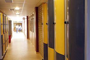 Det blir glesare i lärarleden på Slottegymnasiet om barn- och utbildningsnämnden klubbar igenom liggande budgetförslag.