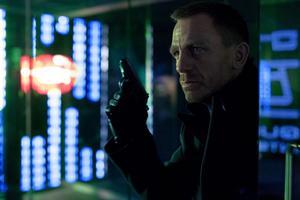 Daniel Craig är tillbaka för sin tredje Bondfilm...