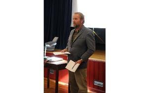 Håkan Staffansson, torvexpert. Foto: Sven Thomsen/DT