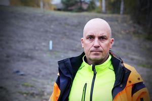 Sven-Åke Westman är projektledare på kommunen.