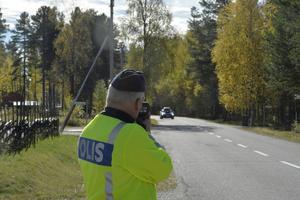 Kvinna åtalas för misstänkt fortkörning inom Hedemora kommun.