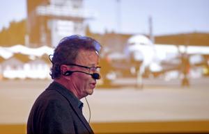 Tomas Jansson hoppas på en lösning till nästa sommar där flyget inte är stängt lika länge som i sommar.