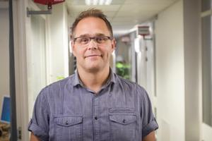 Andreas Eriksson, enhetschef för trafikutveckling på X-trafik, säger att tågfelen inte är väderrelaterade.