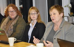 Kommunalrådet Gudrun Hansson (S) blev riktigt upprörd: