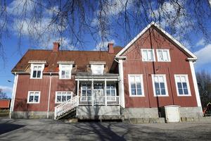 Ankarsviks skola.