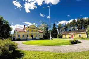 Herrrgården i Silje. Foto: Skogssällskapet