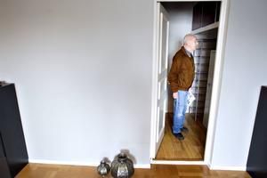 Uno Eriksson har bott i sin villa sedan 1973.