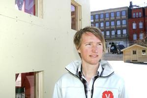 Vänsterns förstanamn i höstens kommunalval i Östersund, 37-åriga Christina Hedin från Norderön, vill göra EU mer demokratiskt.