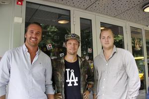 Bastard Burgers flyttar in under Andreas Lundin och Mattias Petterssons tak i det som varit Ölbaren.