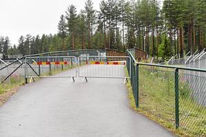 Orsa Rovdjurspark där en ung säsongsanställd man avled av de skador han drabbades av när en ung brunbjörn attackerade honom inne i ett hägn