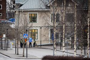 Östersunds centralstation. Arkivbild.