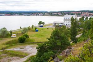 Djupestrand, tidigare kallat Östra hamnen, i Hudiksvall, ska bli nytt bostadsområde.
