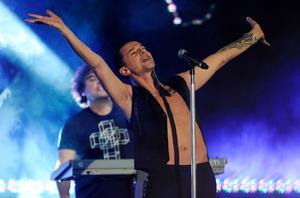 I våras akutopererades Depeche Modes sångare Dave Gahan för cancer i urinblåsan, men nu ska han vara helt återställd.