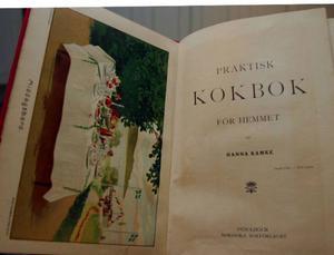 Kokböcker kan vara intressant läsning. Det har Margareta Mohlin i Sveg upptäckt sedan hon fick en kokbok från 1900-talets början i sin hand (bilderna till höger).