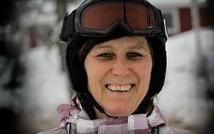 """Anna Kindström, Falun ."""" För vår del         är vistelsen            på isen rena folkhälsan."""""""