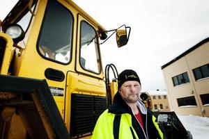 Hasse Kjellström står redo att ta emot sina första elever som ska utbildas av Yrkesakademin, som är den senaste etableringen på Hågestaområdet i Sollefteå.
