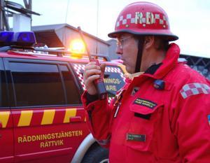 –Om inte bussföraren agerat så snabbt hade det kunnat sluta riktigt illa, konstaterar räddningschef Rune Daniels.