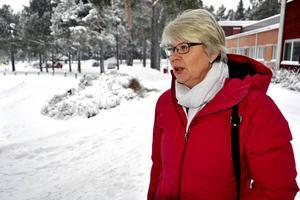 – Det är ett helt annat mönster i Jämtland Härjedalen och det beror på att vi satsade på glesbygden när vi gjorde kapiteringen. Egentligen så tog vi nog lite mycket från Östersund, men vi har inga pengar att stoppa dit nu och det är det som är det jäkliga, säger Ann-Marie Johansson (S), regionråd i Jämtland Härjedalen.