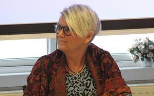 Yvonne Oscarsson (V) är nöjd med medborgardialogen.