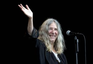 Patti Smith. Arkivbild.   Adam Ihse/TT