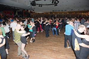 Örnsköldsviks Dansmara hålls för sista gången på Folkets Park, som säljs av Örnsköldsviks kommun.