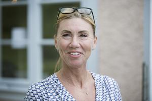 Annika Bodotter älskar miljön i Oslättfors,