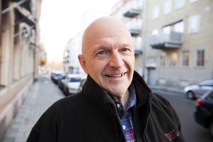 Rolands Nilsson (M), ordförande i Samhällsbyggnadsnämnden.