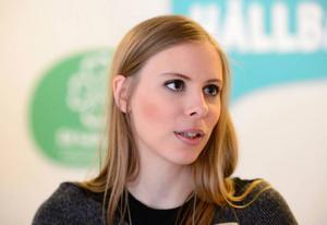 Hanna Wagenius och hennes CUF röstade för ett frisläppande av cannabis i Sverige, vilket är minst sagt kontroversiellt.