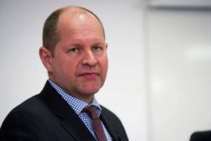 Dan Eliasson, bördig från Hedemora, blir ny rikspolischef.