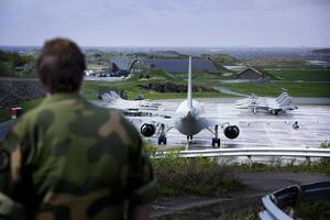 Från flygbasen i norska Bodö utgick bland annat ett flertal finska stridsflygplan.