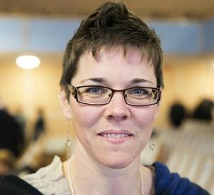 Jenny Drugge ersätter Anna Hägglund.
