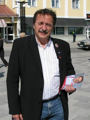 Östersunds Jens Nilsson (S) tar plats som ledamot i utskottet för Transport och turism.