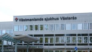 Alla planerade operationer ställs in tillsvidare på sjukhusen i Västerås och i Köping.