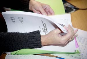 """22 handlingar finns i diariet under diarienummer 1435–2009 registrerat under rubriken """"Upphandling av fastighetsunderhål, byggtjänster"""" på datumet 21 augusti 2009."""