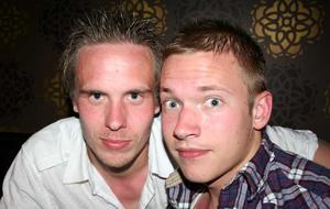 Bill & Bob. Kristian och Robert
