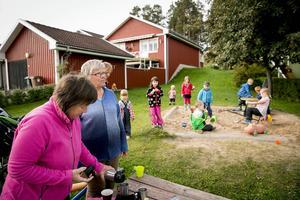 Fler dagbarnvårdare är på gång i Borlänge. Den här bilden är tagen hos dagbarnvårdare i Falun.